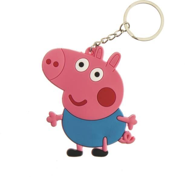 AVI George Pig For Fans Design Key Chain