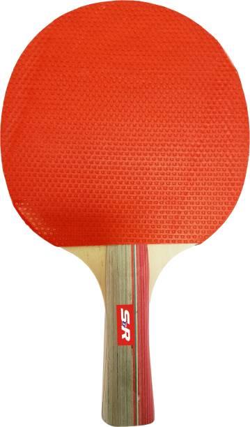 SR Tannis Bat Multicolor Table Tennis Racquet