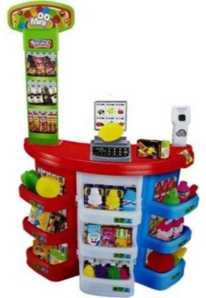 Smartcraft Super Store Pretend Play Set
