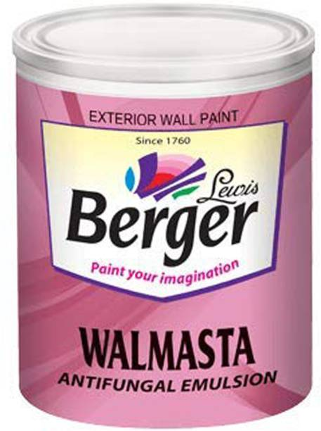 Berger AB-012 white color Emulsion Wall Paint