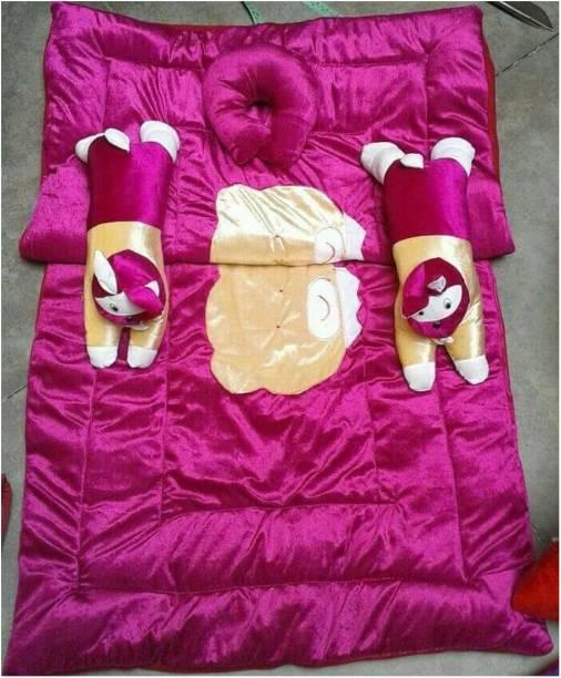 Keyline Velvet Bedding Set