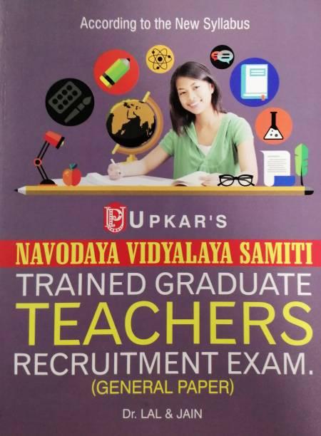 Nvs Tgt Navodaya Vidyalaya Samiti Trained Graduate Teachers Recruitment Exam. (Paper - 1)