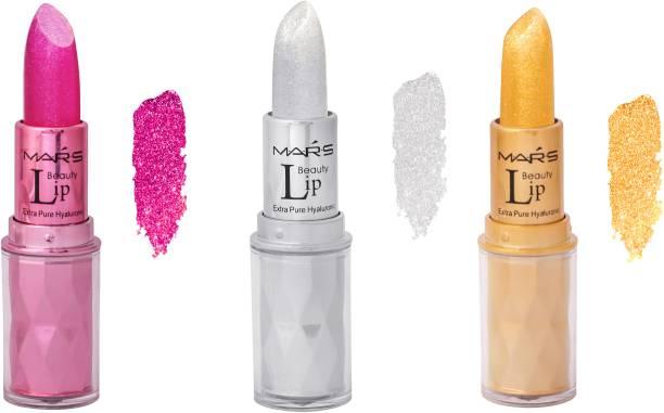 M.A.R.S Diamond Shine Pure lipstick