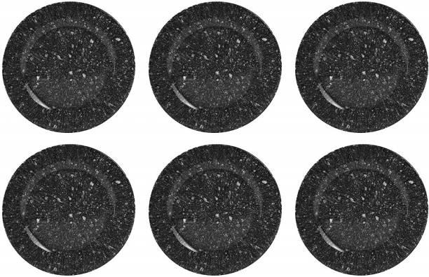 STEHLEN Granite Design, 100% Pure Melamine, Dinner Plate Dinner Plate