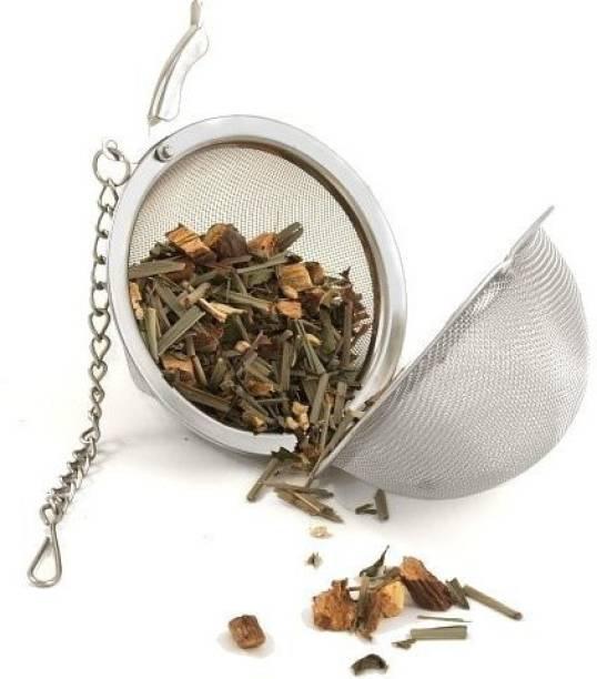 zamzug Elegant Ball Tea Infuser (Tea Strainer, Tea Filter, Tea Maker, Tea Ball, Stainless Steel Tea Strainer