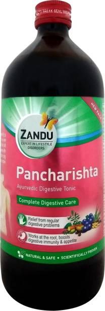 ZANDU Pancharishta Digestive Drink