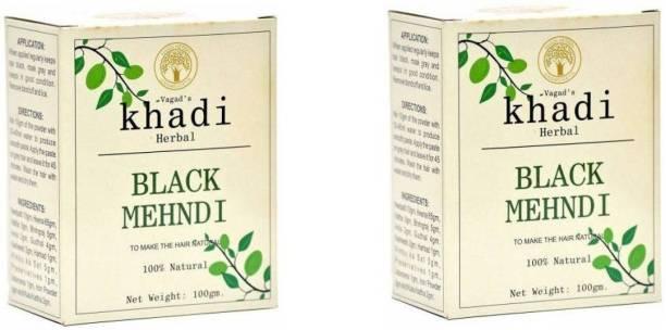 vagad's khadi 100% Herbal Hair Natural Mehendi