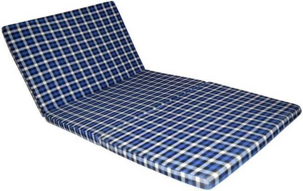 Shree Sugandh Folding Mattresses 2 inch Single Cotton Mattress