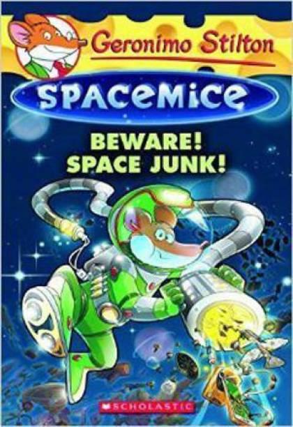 Geronimo Stilton Spacemice #7