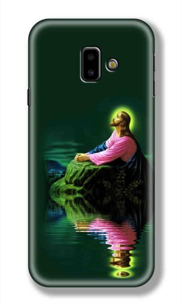 Designer Back Cover for Samsung Galaxy J6 Plus