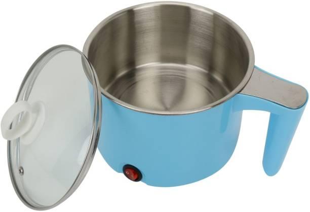 ELITEHOME Multifunction pot Travel Cooker, Rice Cooker, Egg Cooker, Egg Boiler, Electric Pressure Cooker