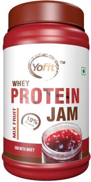 Yofit Whey Protein Jam (Mix Fruit) 300 g