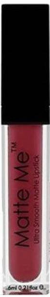 Make line Matte Me Liquid Lipstick
