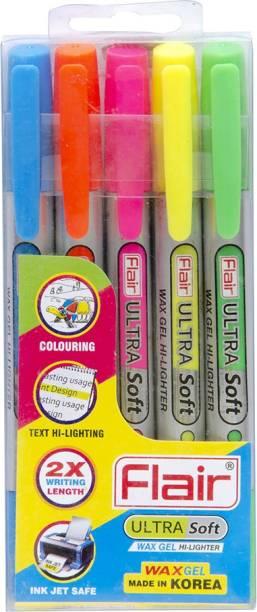 FLAIR Ultra Soft Wax Hi-lighter
