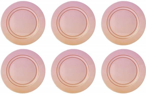 STEHLEN Ceramica Design, 100% Pure Melamine, Dinner Plate Sunset Dinner Plate