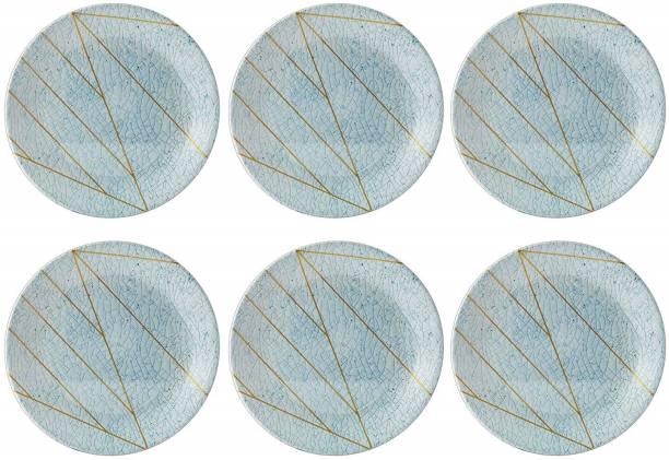 STEHLEN Crackle Design Dinner Plate