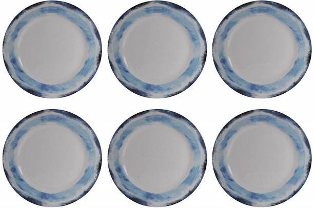 STEHLEN Bluesky Design, 100% Pure Melamine, Dinner Plate Set Dinner Plate