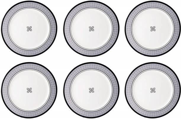 STEHLEN Cubic Design, 100% Pure Melamine, Dinner Plate Dinner Plate