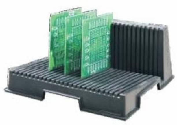 sky enterprise shop Sky-Anti-static (ESD) Safe PCB Tray L type - 25 slots for pcb storage Sky-Anti-static (ESD) Safe PCB Tray L type - 25 slots for pcb storage Tool Tray