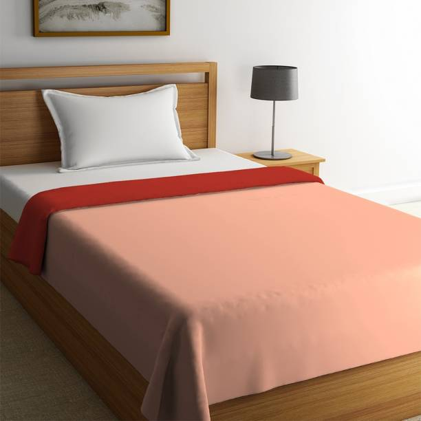 STELLAR HOME Solid Single Comforter