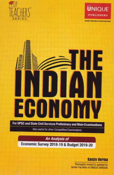 The Indian Economy (2019-2020 Sessoion)