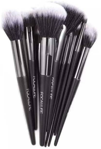 FOCALLURE Makeup brushes set of 10