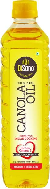 DiSano Canola Oil Plastic Bottle