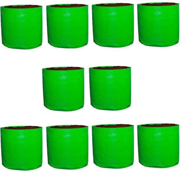 "SYA FASHION Terrace gardening 12""x12"" - (10 nos) Grow Bag"