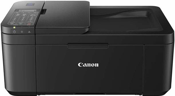 Canon E4270 All in One Ink Efficient WiFi Printer with FAX Multi function Color Printer