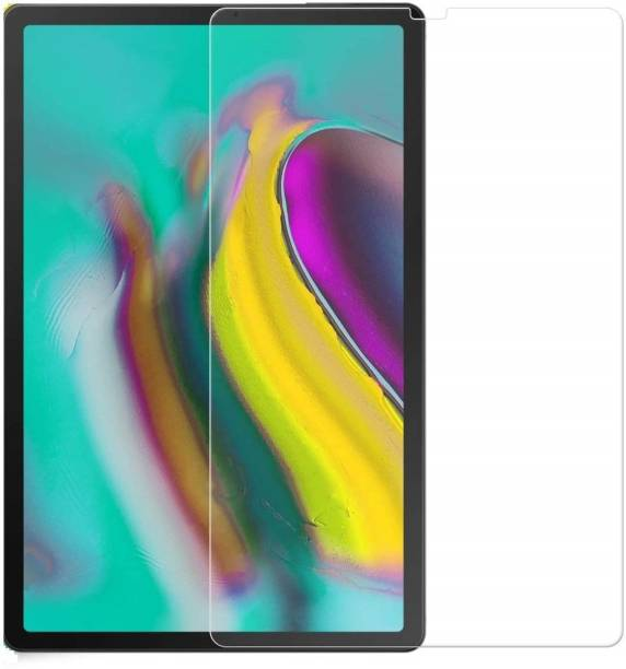 TECHSHIELD Edge To Edge Tempered Glass for Samsung Galaxy Tab S5E 10.5 inch Sm-T720/725 (Pack of 1)