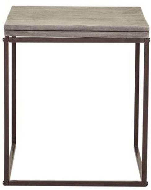 FurnitureKraft Bendigo Metal End Table