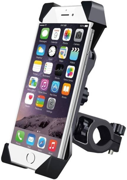 ElectroValley Universal Bike Mobile Holder 360 Degree Rotating for Bicycle & Motorcycle GPS Mount Holder for Mobile Phones Bike Mobile Holder