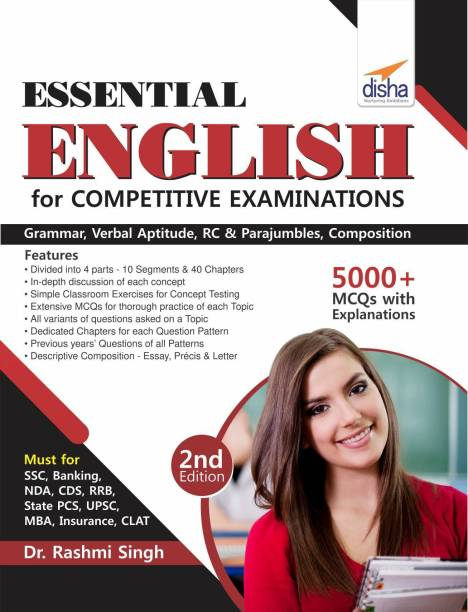Essential English for Competitive Examinations