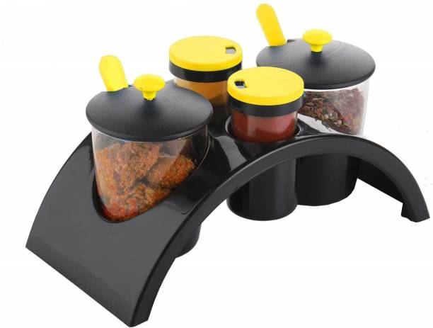 Bluewhale New 2*2 Spice & Pickle set 4 Piece Spice Set