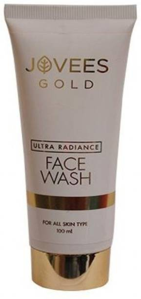 JOVEES Ultra Radiance 24k Gold  100ml Face Wash