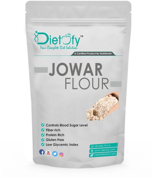DIETOFY JOWAR FLOUR