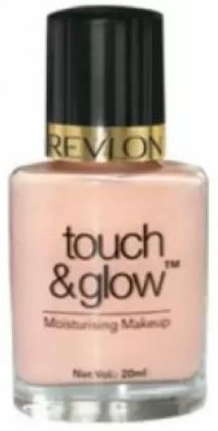 Revlon Natural Mist Foundation (Natural Mist, 20 ml) Foundation