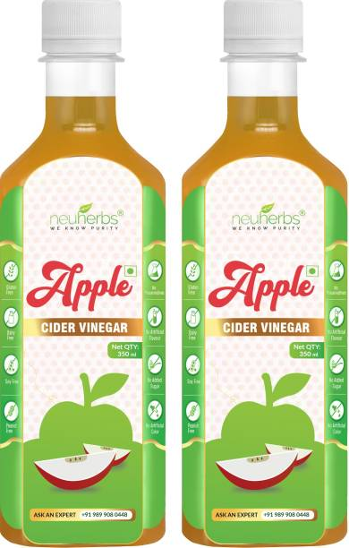 Neuherbs Apple Cider Vinegar for Weight Loss (Filter) Vinegar