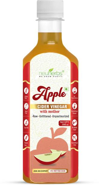 NEUHERBS Apple Cider Vinegar with Mother for Weight Loss Vinegar