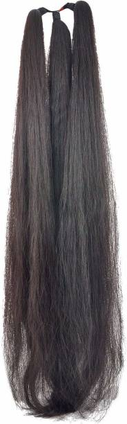 BELLA HARARO Hair Extention Braid Extension 30 inch (Black)-Pack of 1 Braid Extension
