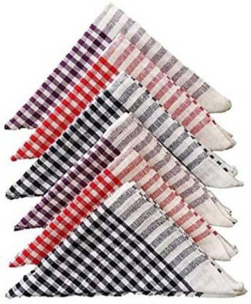 LALA LAND kitchen towel napkin Multicolor Napkins (6 Sheets) Multicolor Napkins