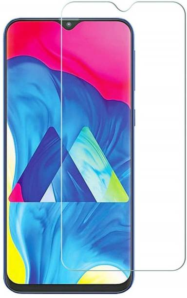 DRUMSTONE Edge To Edge Tempered Glass for Samsung Galaxy M20, Samsung Galaxy A10