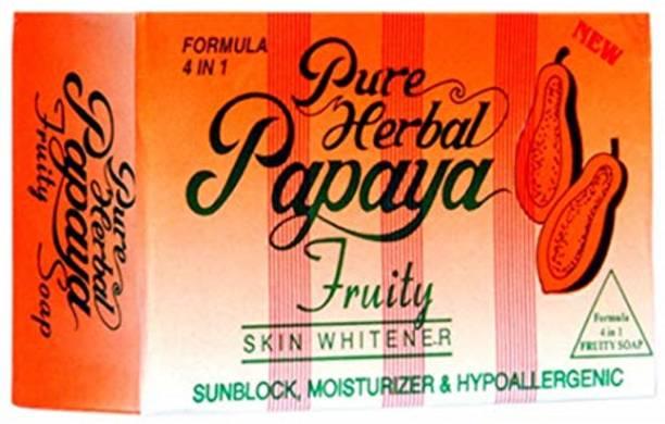 Pure Herbal PAPAYA FRUITY SKIN WHITENING
