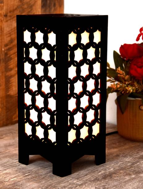 Zuper Wooden LED Table Lamp With Creative Design Table Lamp