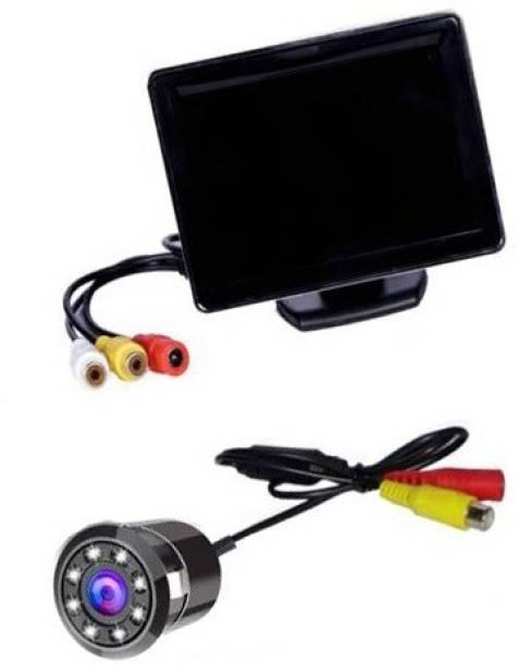 Autoxygen Car Parking Sensor Camera REAR VIEW CAR PARKING CAMERA -166 4.3 K_008 Vehicle Camera System