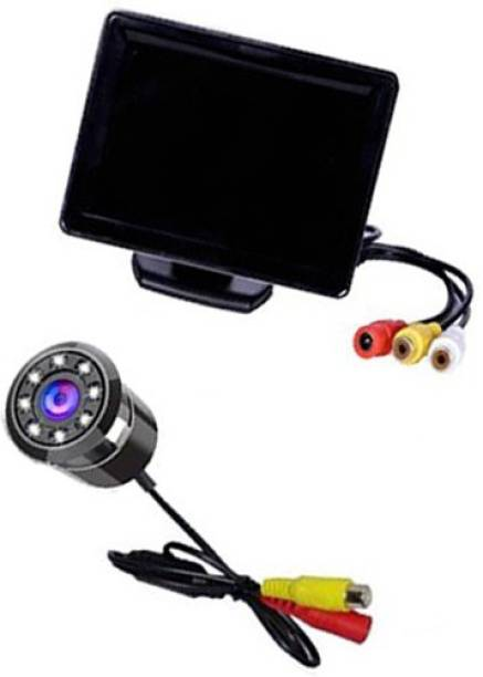 Autoxygen Presenting the Best LED Night Vision Reverse Vehicle Camera F_013 Vehicle Camera System