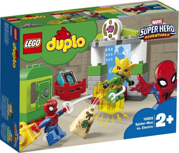 LEGO Spider-Man vs. Electro (29 Pcs)
