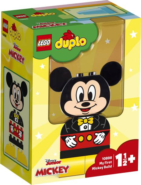 LEGO My First Mickey Build (9 Pcs)