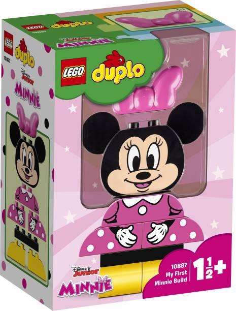 LEGO My First Minnie Build (10 Pcs)