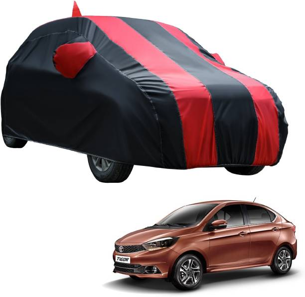 Fit Fly Car Cover For Tata Tigor (With Mirror Pockets)